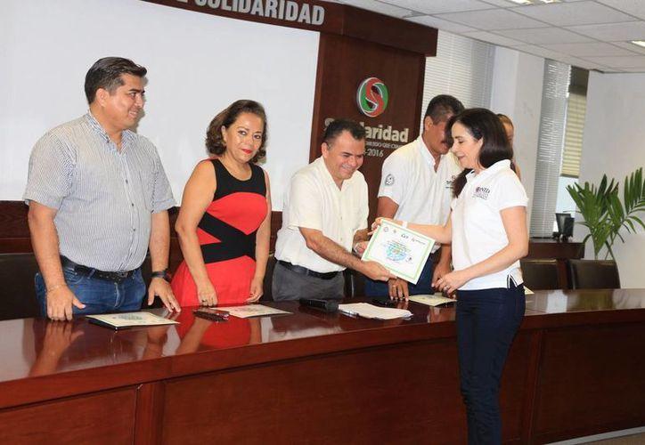 Ayer se instaló el Comité de Organización del  Festival de la Diversidad Cultural en Playa del Carmen. (Adrián Barreto/SIPSE)