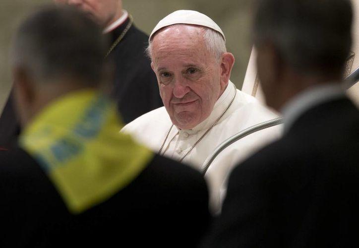 Los obispos mexicanos indican que todavía no se ha definido la agenda de la visita del Papa en el mes de febrero. (Archivo/AP)