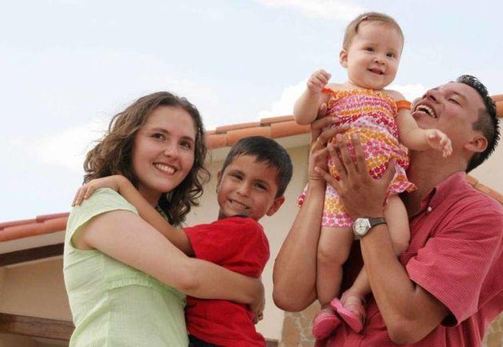 Desde 2005 en esta fecha se recuerda la importancia de la familia como núcleo de la sociedad. (Milenio Novedades)