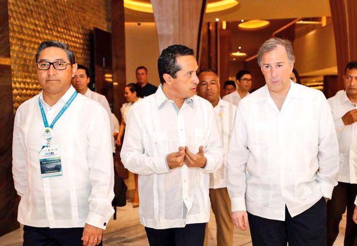 Reunión Nacional de Funcionarios Fiscales.  (Cortesía)