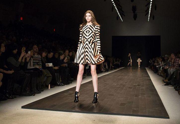 ¿Alguien se acuerda de lo que es aplaudir en la Semana de la Moda de Nueva York? (Agencias)