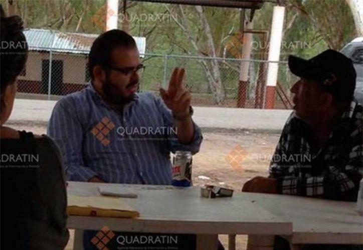La PGR indicó que dará seguimiento al material que difundió la agencia michoacana Quadratín. (Captura de pantalla/YouTube)