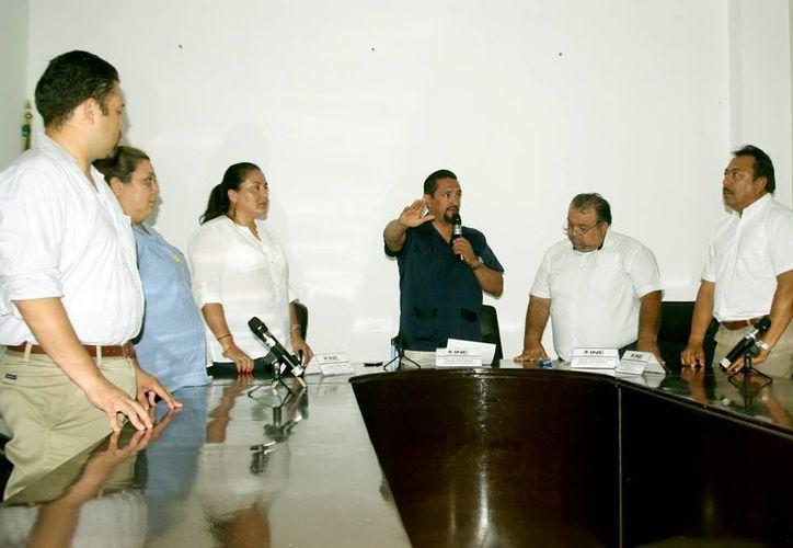 El INE fue creado como resultado de la Reforma Política aprobada el año pasado. (Octavio Martínez/SIPSE)