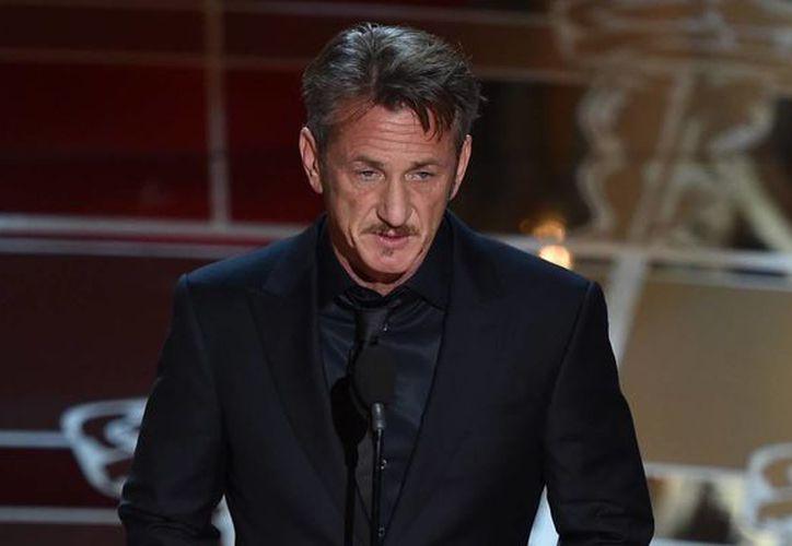 Sean Penn demandó por difamación al dueño de la revista Empire. (huffingtonpost.com)