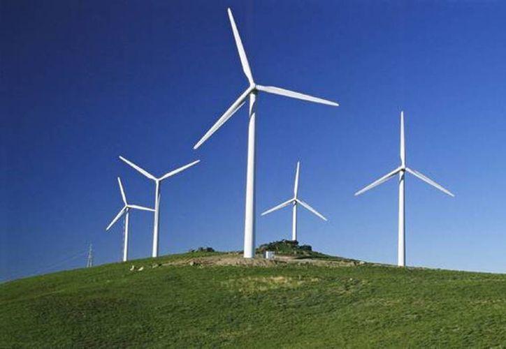 El desarrollo de las empresas generadoras de energía eólica y fotovoltaica se instalarán en Yucatán a partir del año 2018 y representan una inversión de 25 mil mdp. (Archivo/SIPSE)