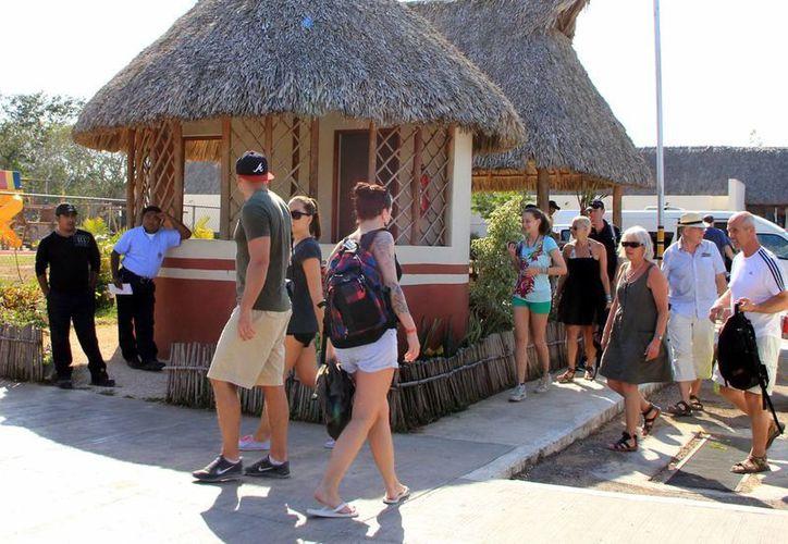 El número de visitantes a Yucatán ha incrementado este año. (SIPSE)