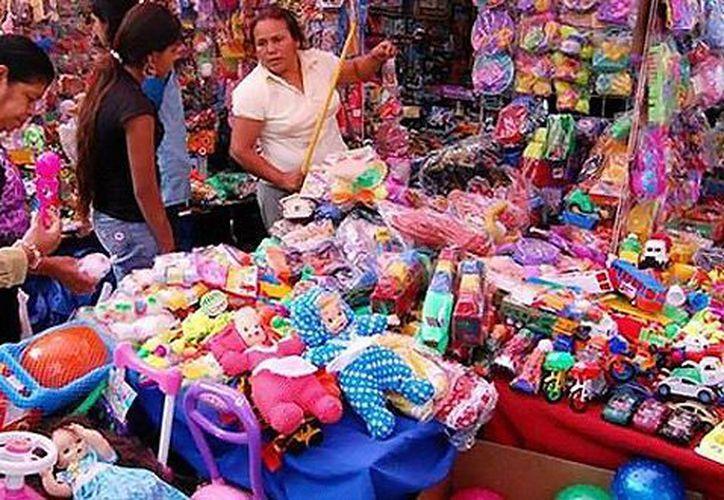 Desde hace muchos años los juguetes chinos han invadido el país. (Internet)