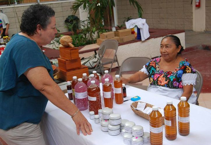 Asistentes disfrutaron de diversas actividades durante el evento. (Tomás Álvarez/SIPSE)