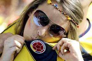 Colombia califica a octavos