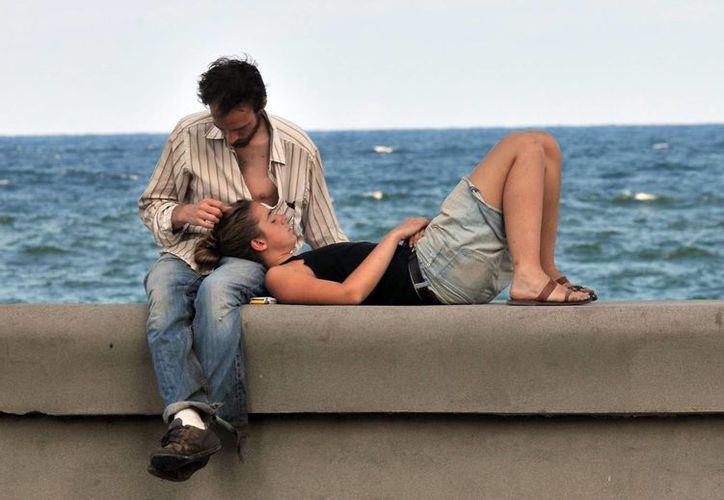 El 80% de los franceses se consideran a sí mismos como los más romántico. (EFE)