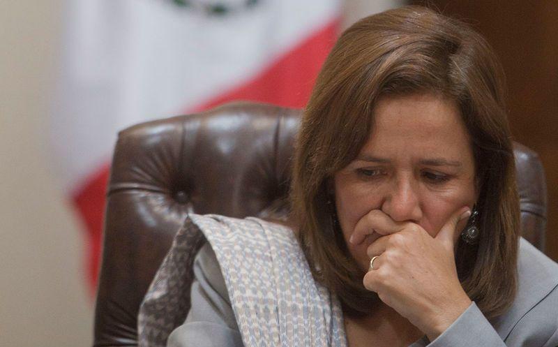 Margarita Zavala presenta su consejo político