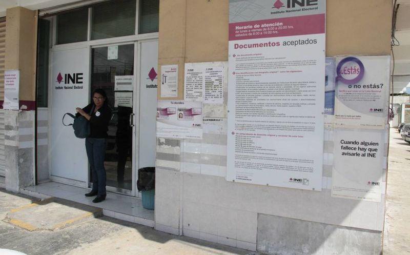 Acaba Hoy Plazo Para Reponer Credencial Para Votar