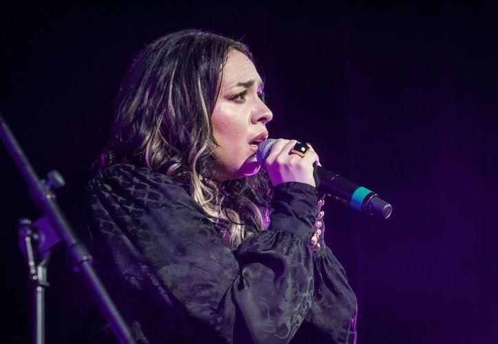 La cantante mexicana participará los días 15 y 22 de abril en el Festival Coachella, luego de que el año pasado no hubo artistas latinos invitados al festival. (Archivo Notimex)