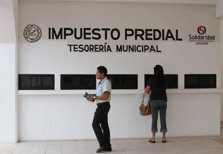 El predio que está por embargarse debe el  impuesto predial desde 2005. (Adrián Barreto/SIPSE)