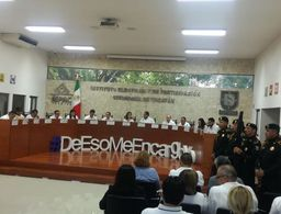 Instalan Consejo General Electoral y Municipal en Mérida