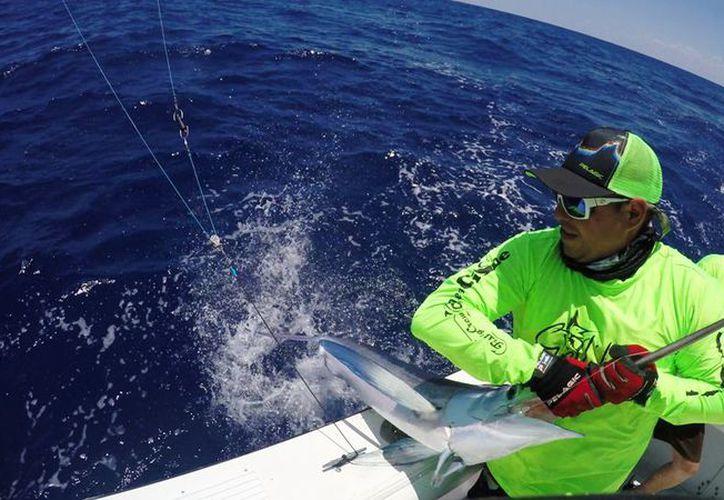 Para los pescadores la imagen turística es importante para la promoción del destino. (Redacción/ SIPSE)