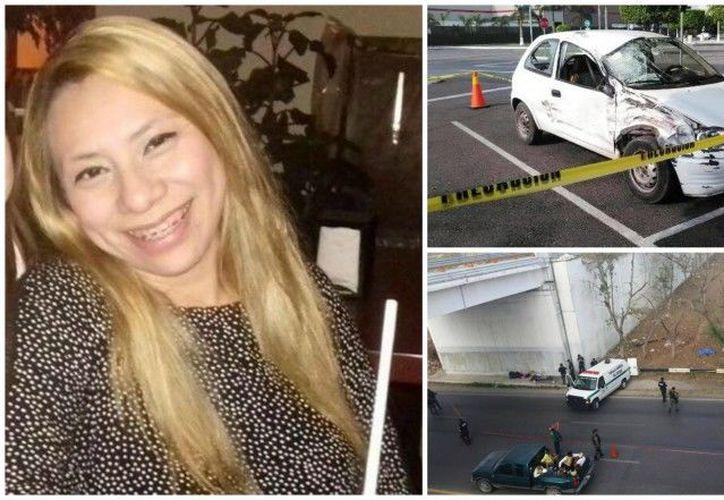 Las cámaras de vigilancia de la Secretaría de Seguridad Pública fueron quienes captaron el momento del accidente en 2016. (SIPSE)