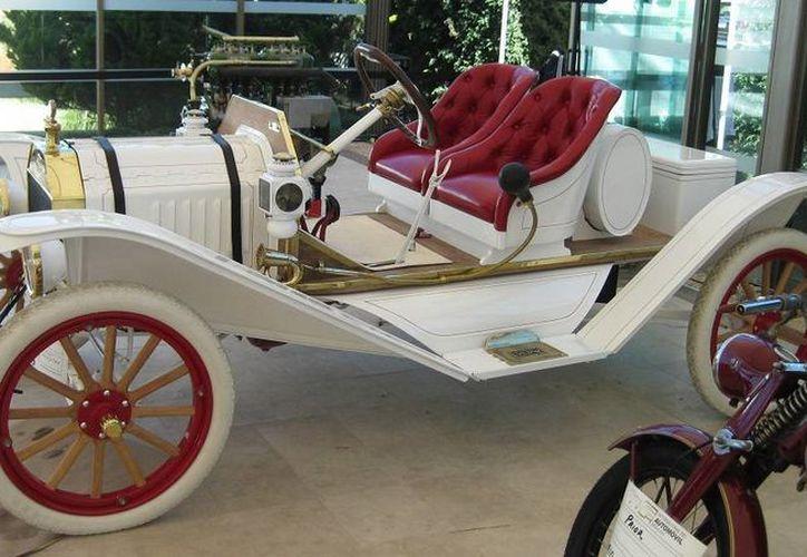 Los autos que participarán en el rally fueron fabricados entre los años 1919 y 1970. (Cortesía)