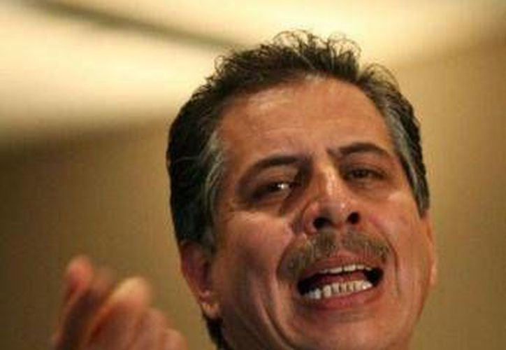 Jesús Ortega: no hemos logrado llegar a la orilla de nuestra transición. (Agencias/Archivo)