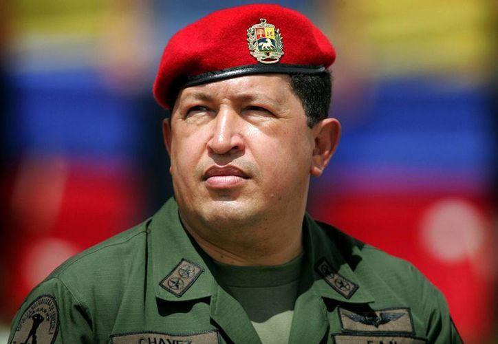 Una serie sobre el expresidente Hugo Chávez, de Venezuela, llega a venezolanos a través de internet. (elvenezolano.com)