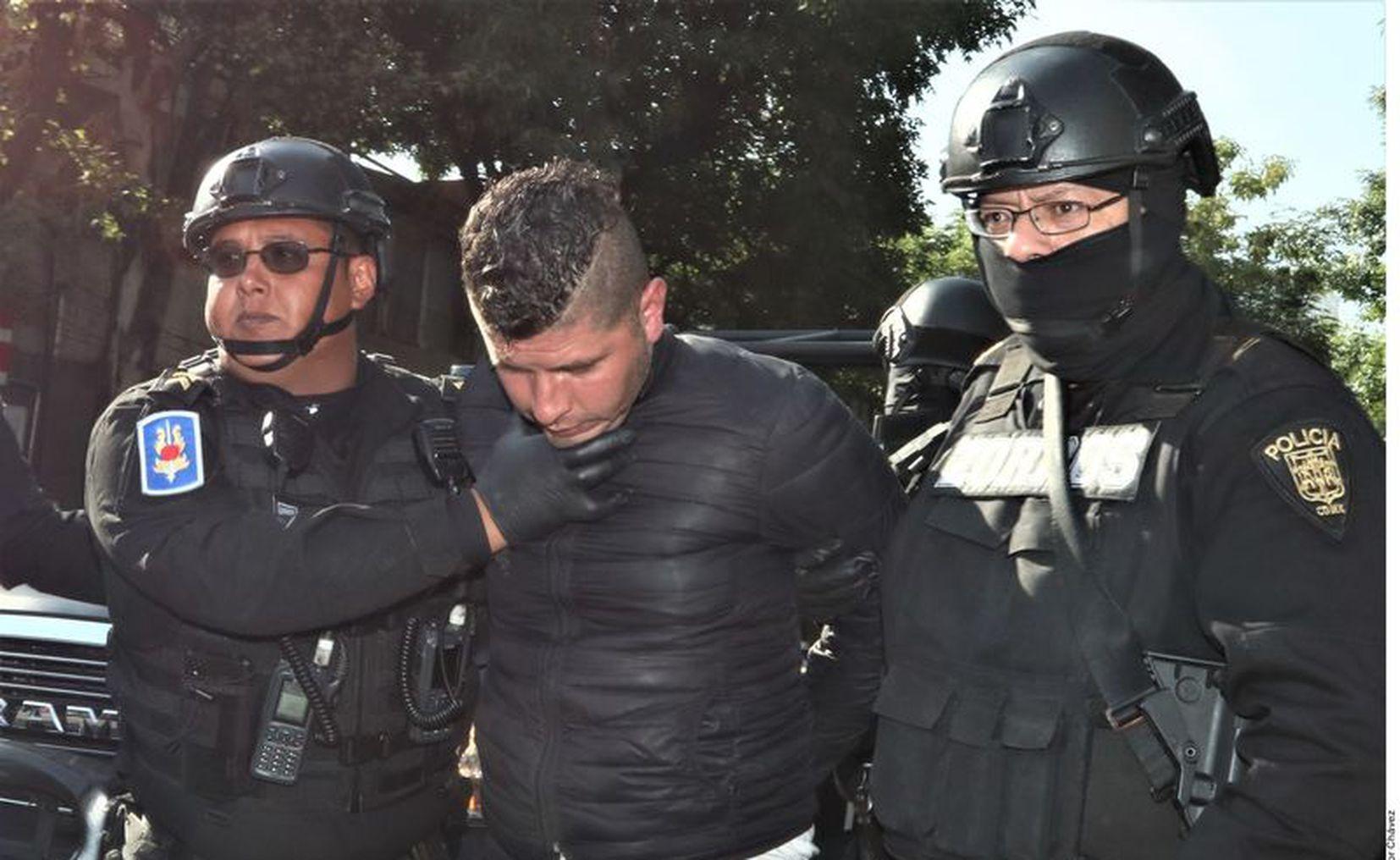 Capturan a los asesinos materiales de Abril Pérez Sagaón