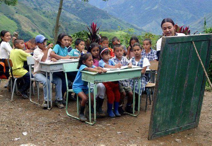 La 'baja' calidad educativa fue expuesta en el análisis del Informe sobre el Desarrollo Mundial 2018. (Contexto/ Internet)
