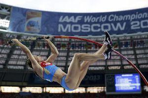 El dorado adiós de una campeona rusa