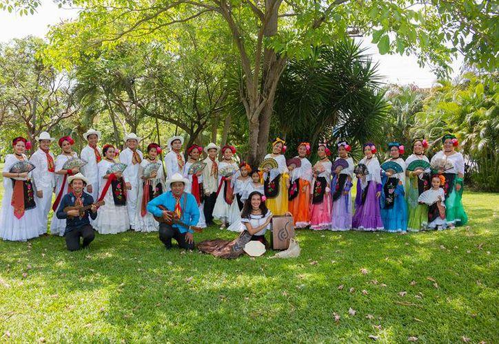 Hará su presentación el Ballet Xochiquetzal, Fiestas y Tradiciones de México. (Alejandra Flores/SIPSE)