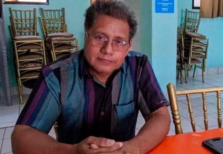 El religioso Aarón Méndez, de la Casa del Migrante, fue secuestrado al declinar entregar a inmigrantes provenientes de Cuba. (Foto: Especial)
