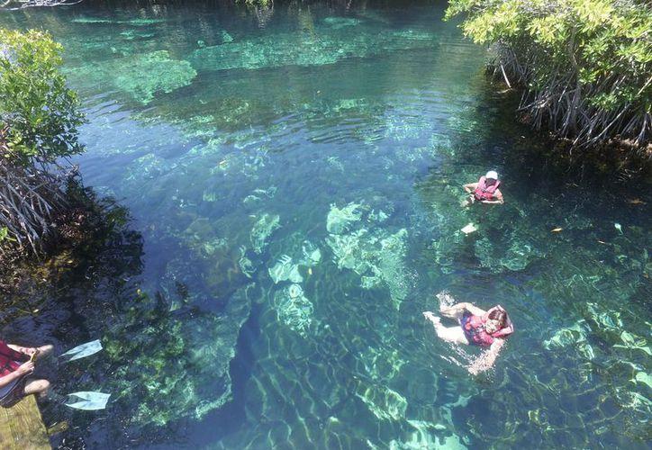 Quintana Roo cuenta con atractivos naturales que atrae al turismo. (Israel Leal/SIPSE)