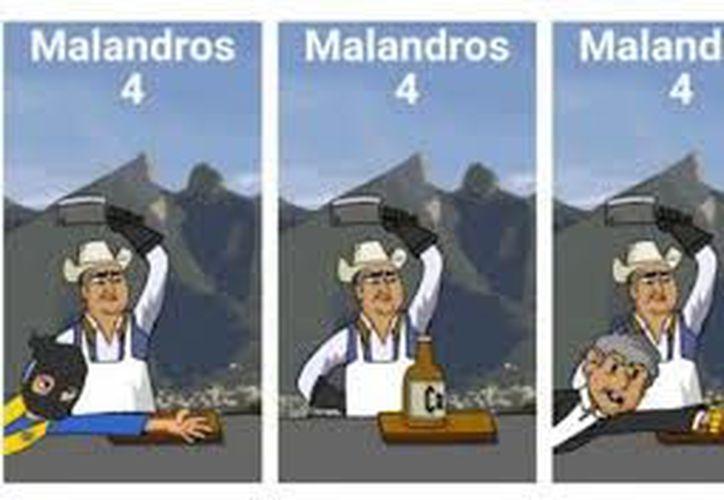 El Bronco mocha manos a políticos y malandros. (Foto: Reporte índigo)