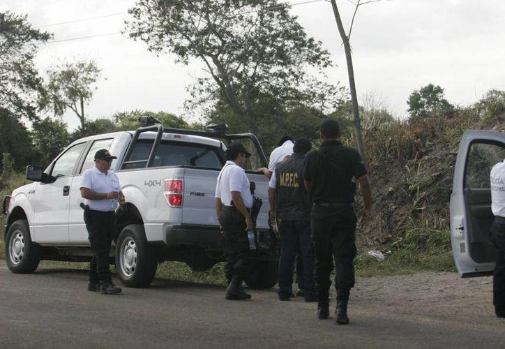 Solicitan apoyo de las autoridades mexicanas para dar con el paradero de Ramón. (Harold Alcocer/SIPSE)
