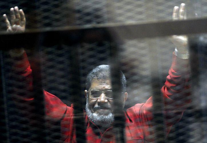 Morsi, de 67 años, ganó las elecciones de 2012 con el 51% de los sufragio. (AP Photo/Ahmed Omar, File)