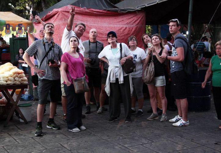 Se espera buena afluencia de turistas extranjeros por el aumento del dólar. (Milenio Novedades)