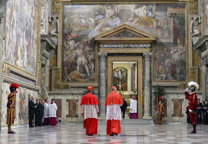 El 'Snap' acusa a una docena de purpurados por ser tolerantes con la pederastia clerical. (Agencias)