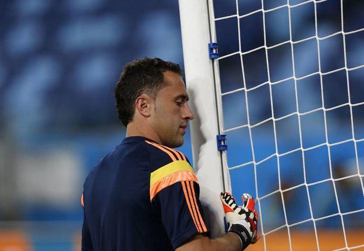 La prensa británica señala que Ospina sería presentado en el Arsenal la próxima semana. (EFE)