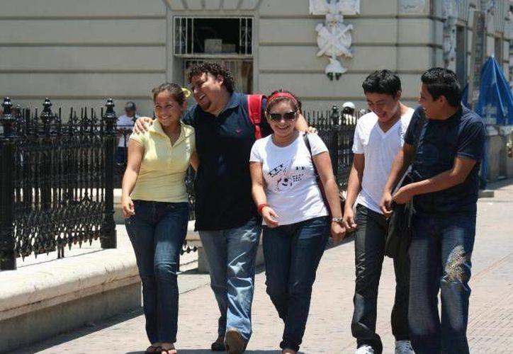 El 26 por ciento de la población joven yucateca ni estudia, ni trabaja ya sea por falta de voluntad o por no encontrar empleo. (Archivo/SIPSE)