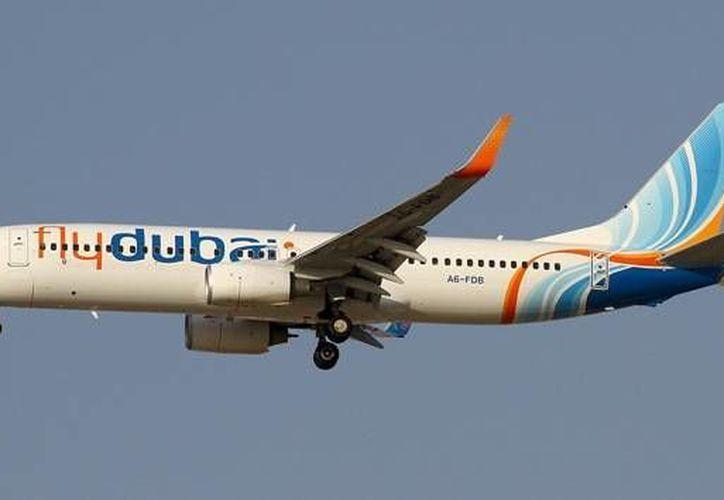 El avión es un aparato civil que presta servicios a las fuerzas de coalición en Irán. (RT)