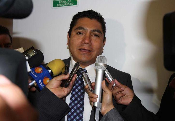 El coordinador Jorge Luis Preciado. (Archivo/Notimex)