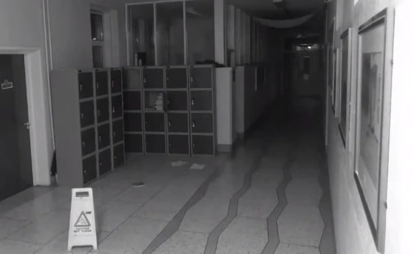 En el video se observa cómo puertas y muebles son azotados sin ninguna explicación lógica. (Foto: Captura)