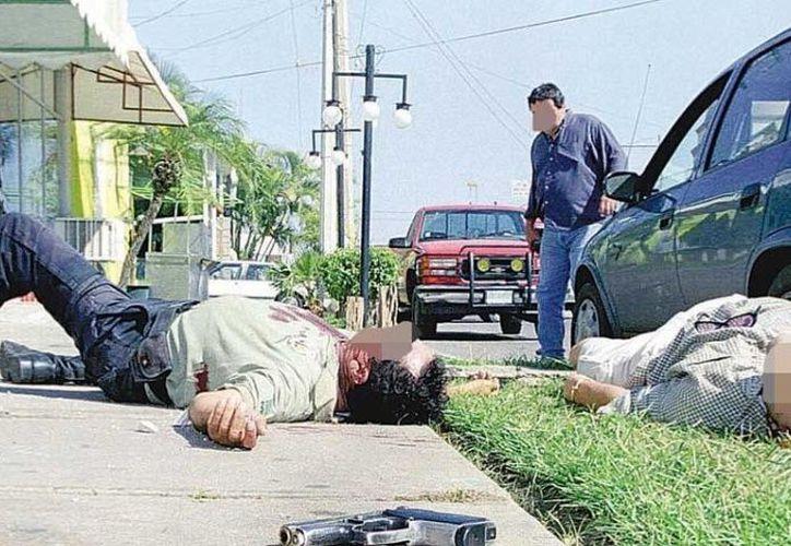 Ramón Arellano Félix fue asesinado por El Chapo en 2002, según 'El Rey' con ayuda de la policía. (Debate)