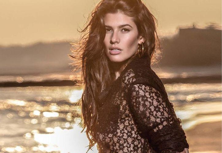 La modelo Gabriela Rosés Betancor mantiene una demanda contra Gurpo Bafar por el uso indebido de su imagen tras una campaña que realizó para ellos. (Foto de Santiago Cerini/santiagocerini.tumblr.com)