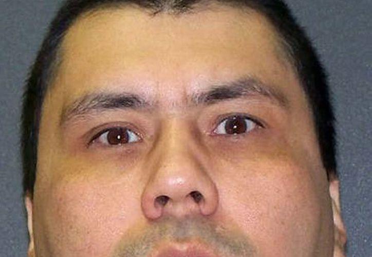 Imagen proporcionada poor el Departamento de Justicia de Texas, de José Villegas, ejecutado este miércoles 16 de abril de 2014. (AP)