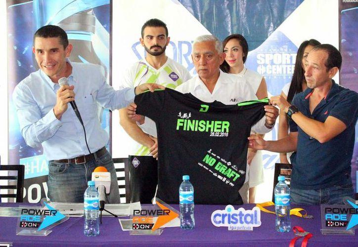 La competencia fue presentada el pasado miércoles en las instalaciones de Sport Center con la participación del Titular del IDEY y los encargados del comité organizador. (Milenio Novedades)