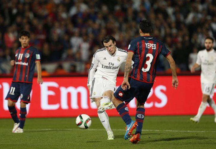 Gareth Bale anotó el gol de la tranquilidad para Real Madrid en la final del Mundial de Clubes. (Fotos: AP)