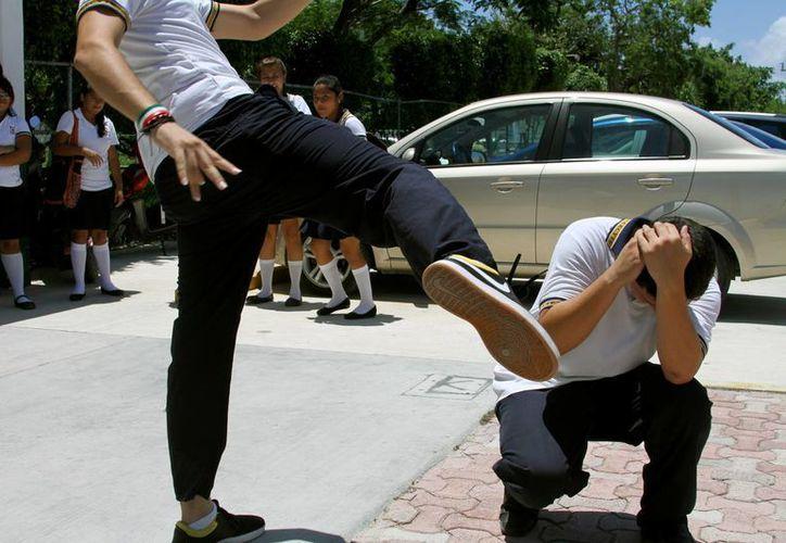 Experta advierte que el bullying tiene su origen en la falta de respeto y aceptación a la diversidad. (Adrián Monroy/SIPSE)
