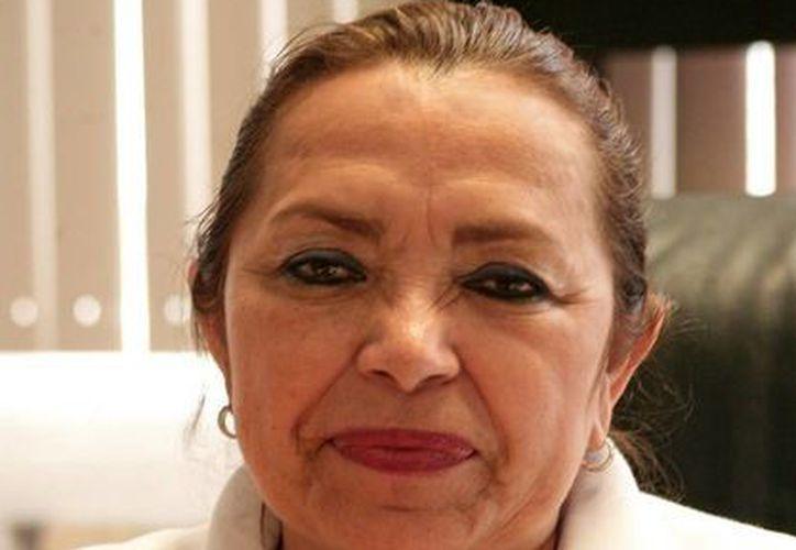 Coordinadora de Planeación de la dependencia en la Zona Norte, Ana Bertha Trujillo Encalada. (Redacción/SIPSE)