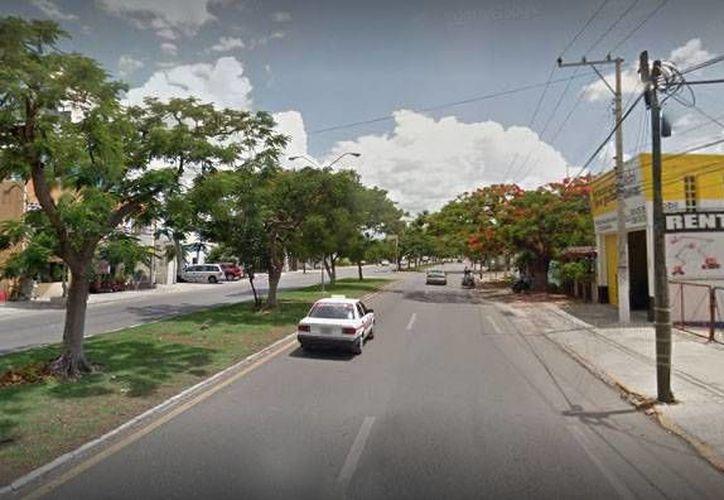Al abrir el local, ubicado en la Av. Itzaes, los empleados detectaron que estaba todo revuelto y que faltaban cosas. (Milenio Novedades)