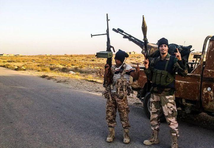Dos de cada 10 combatientes del Estado Islámico o Califato islámico provienen de Túnez. (Foto tomada de Notimex)