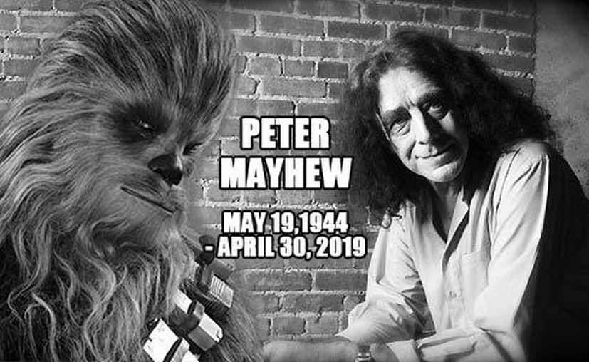 La familia anunció en redes sociales que Mayhew falleció el pasado 30 de abril. (Internet)